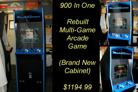 900 Game MultiGame $1194.99