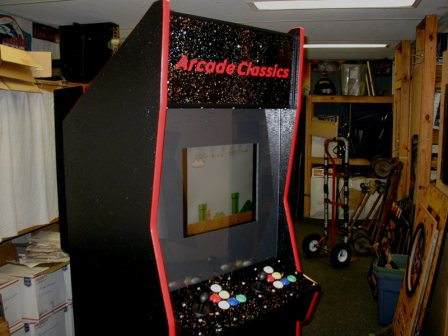 19 in One Rebuilt Arcade Game AKA Multi Williams Game $795