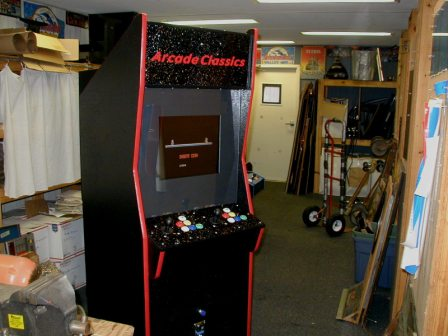 Restored to Like New Condition / Brand New Cabinet , New Joysticks, Buttons,Switches, Electronic  Coin Mechanism, Circuit Board, Power Cord, Wooden Coin Box, New Lock, Cabinet Switch, Harness, T Molding,New Marquee  & Plexiglass Over Monitor